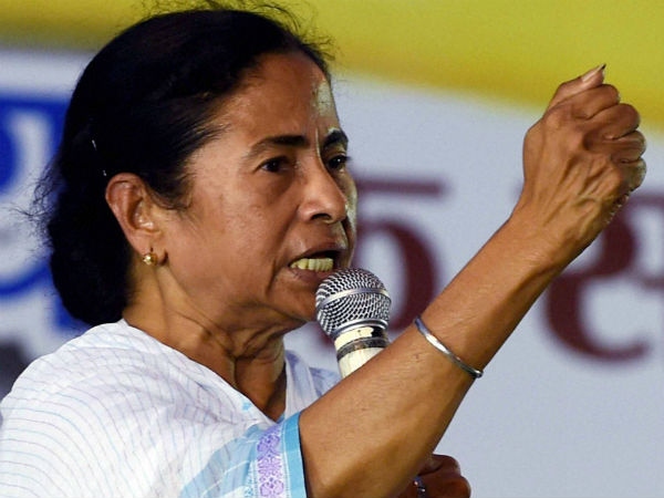 Centre was trying to impose President's Rule in West Bengal, Mamata Banerjee