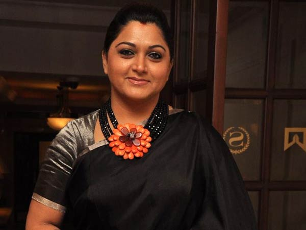 Khushboo left from Tweeter temporarily