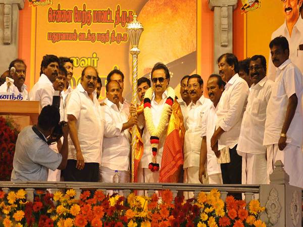 m.k.stalin attacks on ops