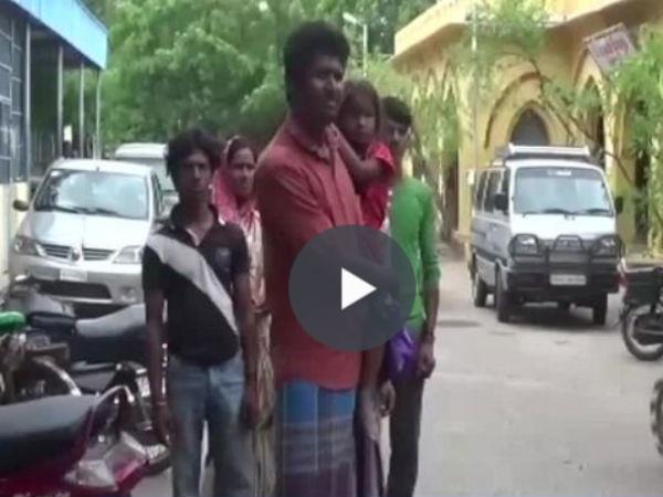 13 பேர் கொத்தடிமைகளாகத் துயரம்...மீட்டு சொந்த ஊருக்கு அனுப்பிய வட்டாட்சியர் - வீடியோ