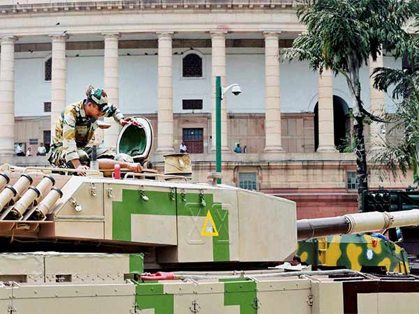 Central Govt authorises Army to make emergency purchases for a short, intense war