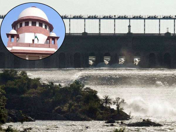 Cauvery river case taken up in Supreme court