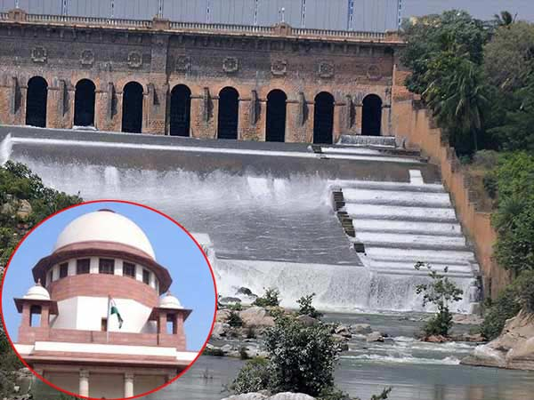 Won't send back the Cauvery matter to 'inter-state water dispute tribunal: SC