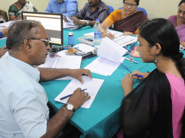 Counselling to admit BE students begins at Chennai