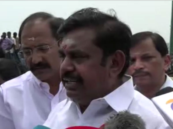 TN CM announced 54 new schemes for Police department