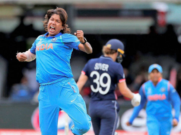England beat India by 9 runs in a thriller to lift ICC Women's World Cup 2017