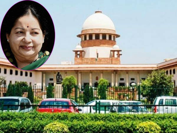 Jayalalithaa's Election case has closed by Supreme Court