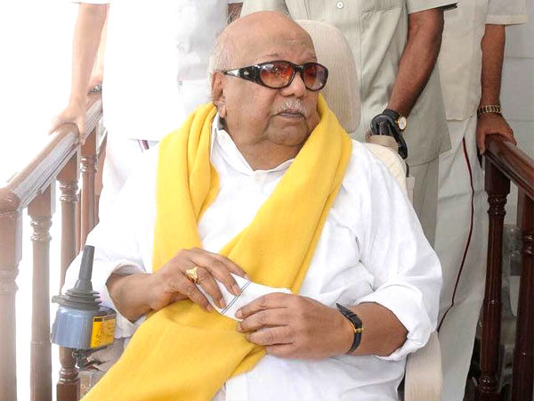 Will Karunanidhi to cast his vote today?