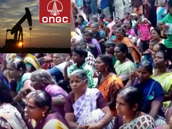kathiramangalam Protest Withdraw Temporarily