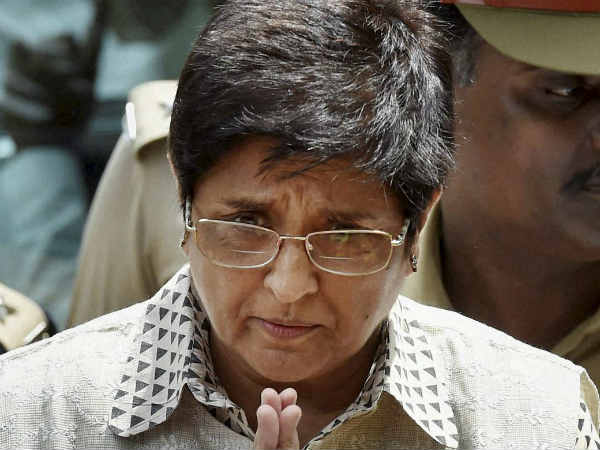 Kiranbedi says about Roopa transfer that establishment always to the best as transfer