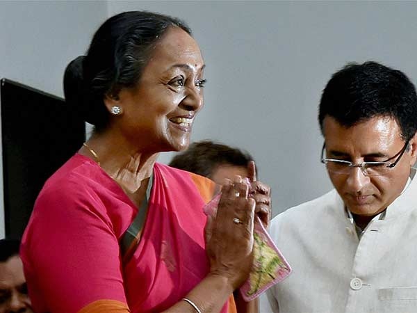 Next President of India: I will win in Presidential Election says, Meira Kumar