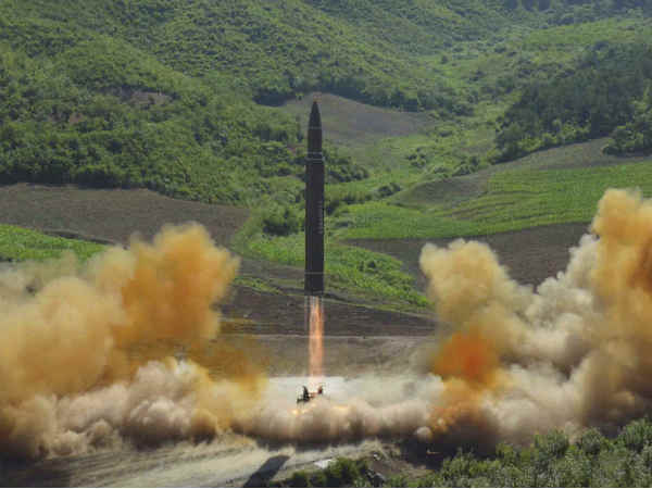 North Korea test another ICBM on American Independence Day