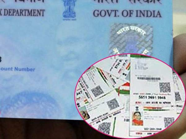 Pan card those were not linked with Aadhaar will soon be cancelled