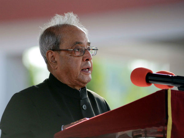 Prez Mukherjee gets nostalgic in farewell speech, remembers Indira Gandhi, praises PM Modi