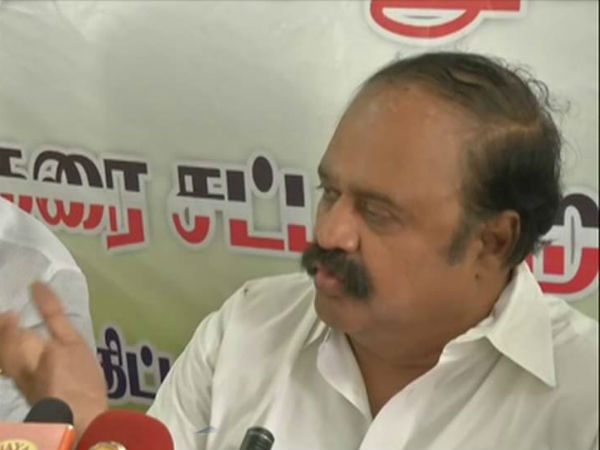 Puzhendhi slams DIG Roopa on accusing Sasikala