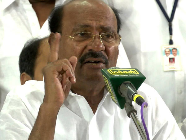 PMK founder Ramadoss slams CM Palanisamy over female protestors comment