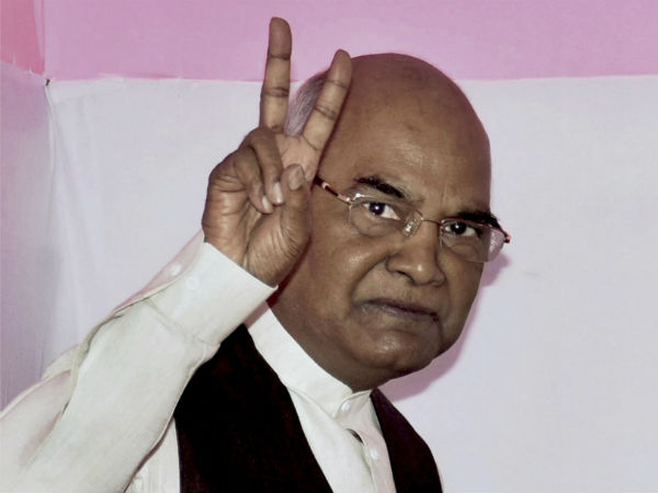 India's Next president is RamNath Govind