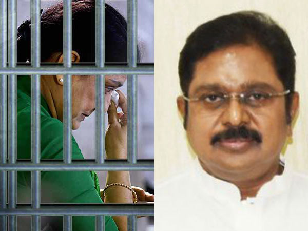 No special offers provide for sasikala in the jail : TTV Dinakaran