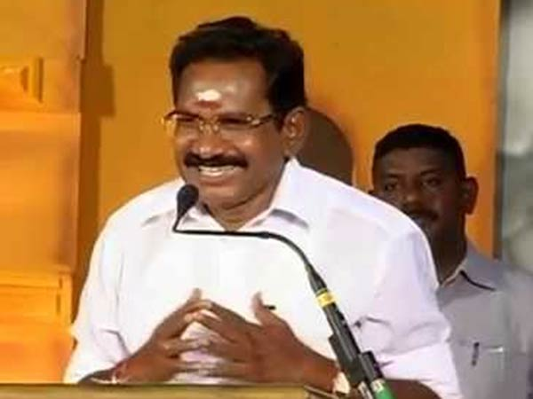 Minster Sellur Raju briefed about the local body elections
