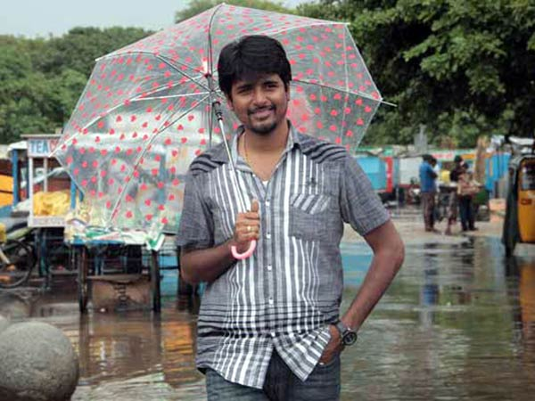 Why Sivakarthikeyan gets best actor award for 2011th year?