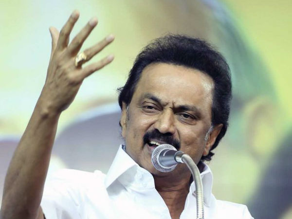 DMK district secretaies meet announced