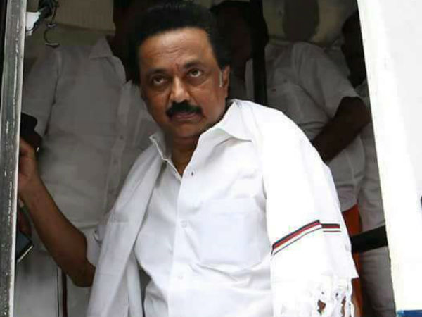 Edappadi Govt enacts drama in NEET issue, says Stalin