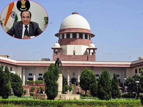 Supreme court advises Government to frame rules for ECI appointment