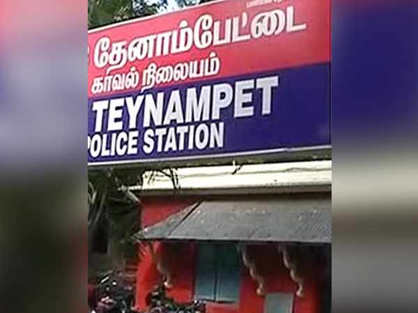 No CCTV Camera in Teynampet Police station