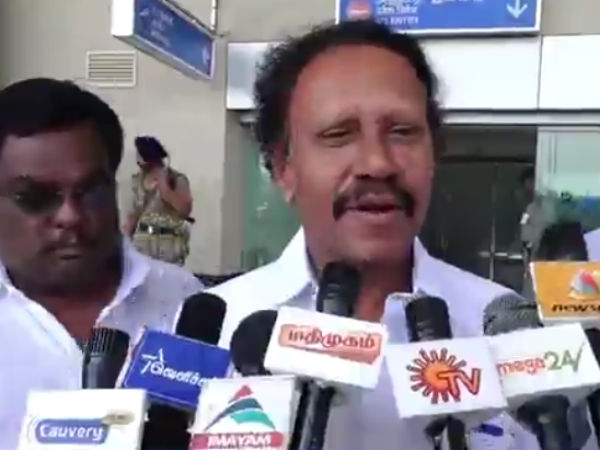 NEET Exam Government continue its fight for the rights says Thambidurai