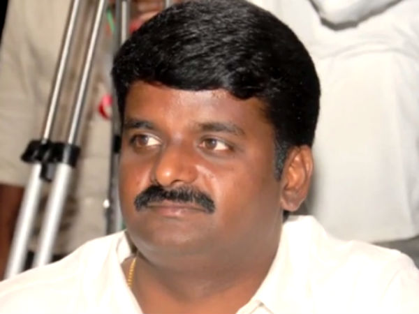 Hydrocarbon project can not be processed, says Minister Vijayabaskar