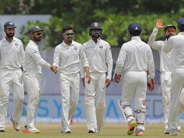 India won 1st Test against Srilanka by 304 runs