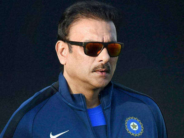 Ravi Shastri appointed India Head coach