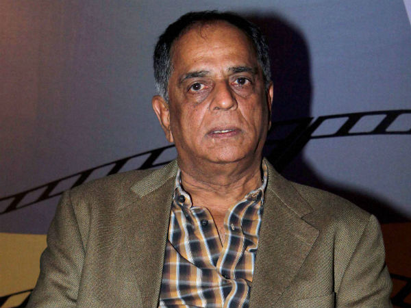 Pahlaj Nihalani removed from his post as a CBFC president