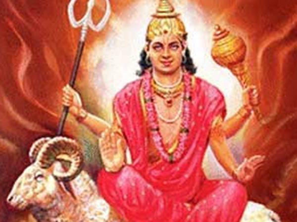 மனசுக்கு பிடித்த கணவன் அமையனுமா? அங்காரக ஜெயந்திநாளில் செவ்வாயை வணங்குங்கள்!