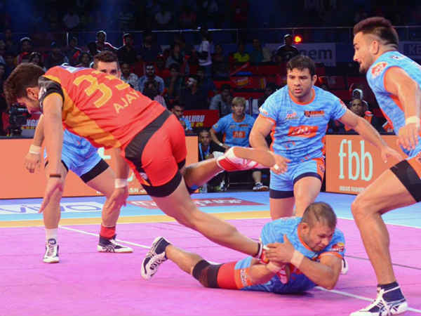 Pro Kabaddi League 2017: Bengaluru Bulls Register Comfortable Win Over Bengal Warriors