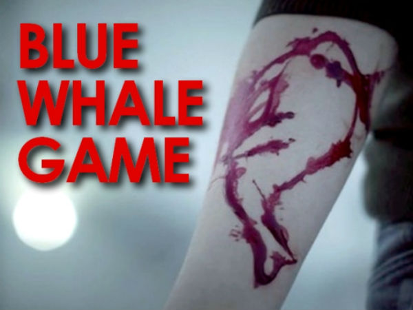 Blue whale game impact: College girl attempts for suicide