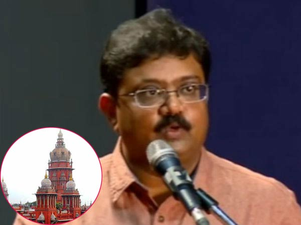 Chennai High Court has banned the transfer of school secretary Udayachandran