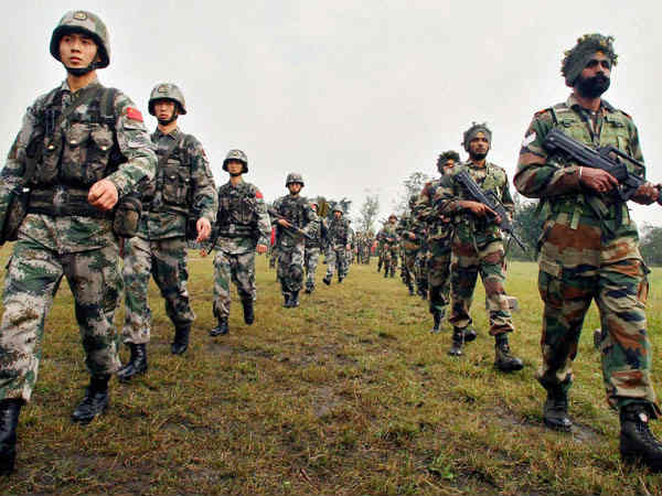 India sends more troops to china border