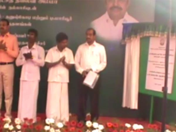 CM inaugurats new facilities of Fisheries Department in Dhanuskodi