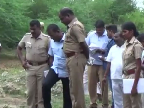 senior citizen couple body found in well near Sivagangai