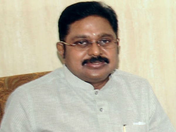 'Correct Your mistakes and come back' says TTV Dinakaran