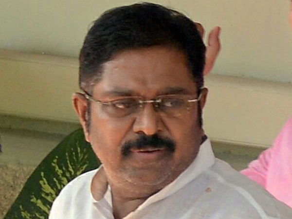 FERA case against TTV Dinakaran today charge sheet file