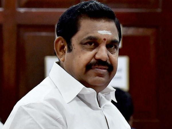 EPS announces Rs 1000 crore desalination plant in Vilupuram