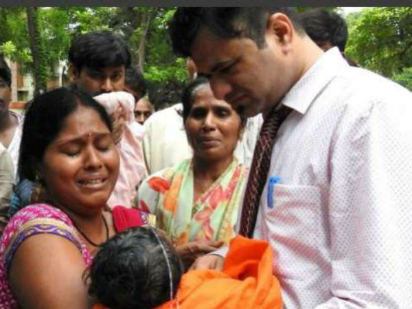 Dr Kafeel Khan, the hero who saved the lives of countless children in Gorakhpur