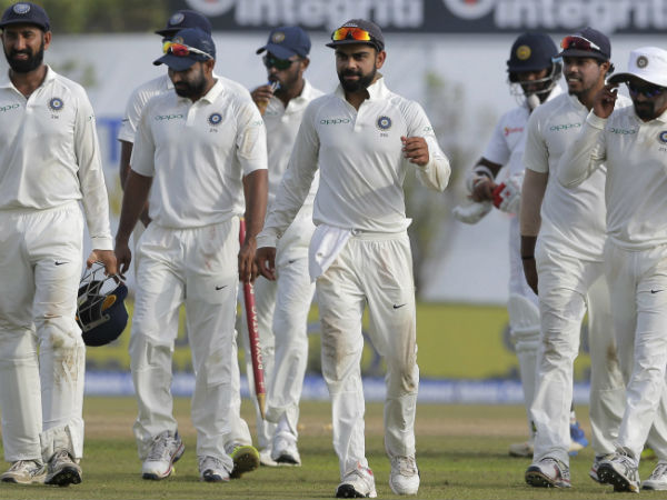 India declare after having posted 622
