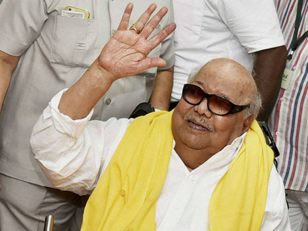 Murasoli 75th anniversary, Karunanidhi thanks all for wishes
