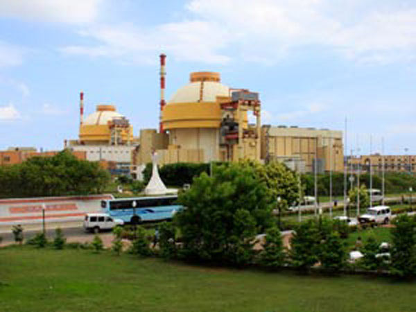 Koodankulam second nuclear plant has been affected by the technical problem