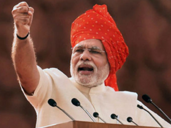 Red Fort Awaits for Pm Modi's fourth Address