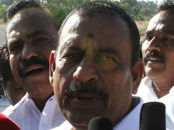 Minister O.S. Manian told positively about the reunion of ADMK two Factions