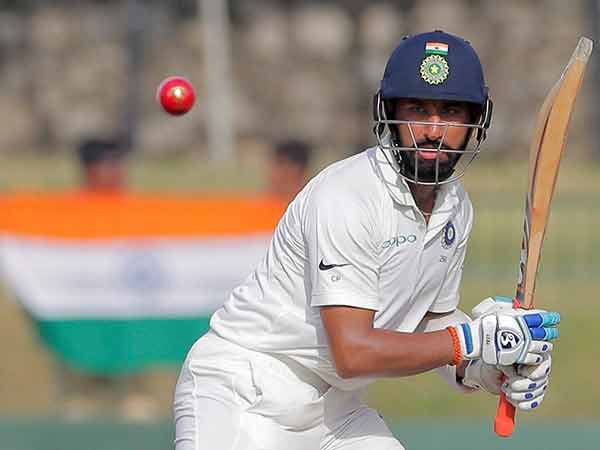 Cheteshwar Pujara completes 50 Tests for India and scores 4000 runs